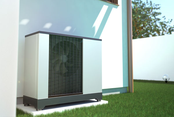 Renewable energy Solutions - Heat Pumps