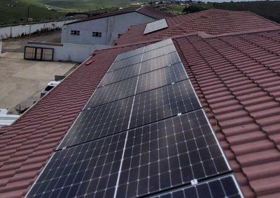 15kW Solar Power System – Sinawe Boutique Hotel Bizana