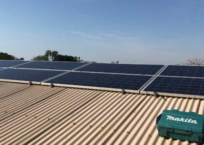 5kW Solar Power System – Esayidi Rapid Incubator