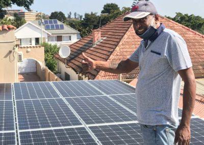 5kW Solar Power System Durban