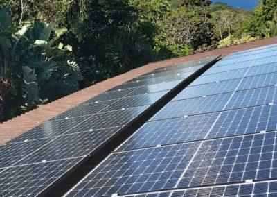8kW Solar Power System Umtentweni